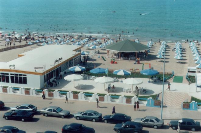 أجمل المدن السياحية المغربية - مدينة السعيدية - جمال سياحي ساحر