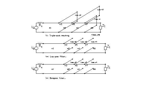 microwave stub tuner
